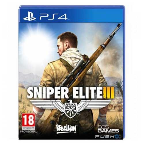بازی-Sniper-Elite-3-برای-پلی-استیشن-4-PS4