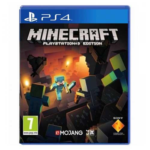 بازی Minecraft Playstation 4 Edition برای PS4
