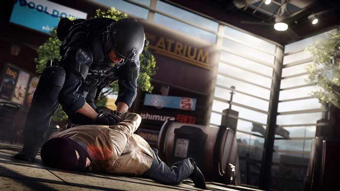 بازی Battlefield Hardline برای پلی استیشن 4 PS4