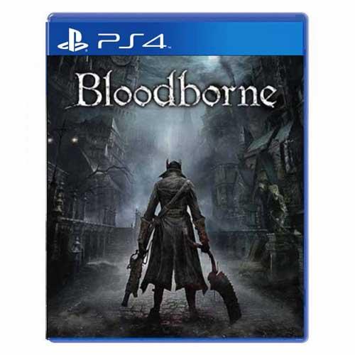 گیم پلی بازی Bloodborne بلاد بورن برای پلی استیشن 4 ps4