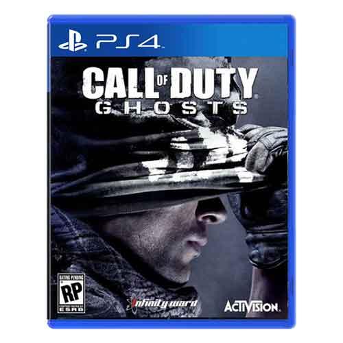 بازی Call of Duty : Ghosts برای پلی استیشن 4 PS4