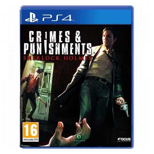 بازی Crimes and Punishments : Sherlock Holmes برای PS4