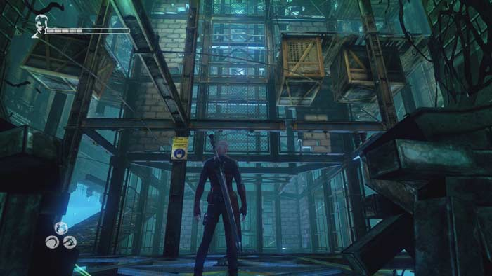 بازی Devil May Cry Definitive Edition برای پلی استیشن 4 PS4