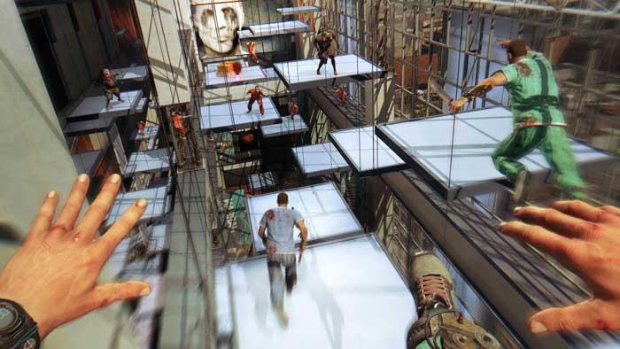 بازی Dying Light برای پلی استیشن 4 PS4