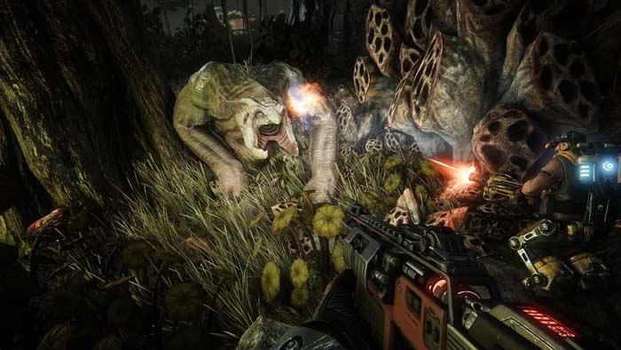 بازی Evolve برای پلی استیشن 4 PS4