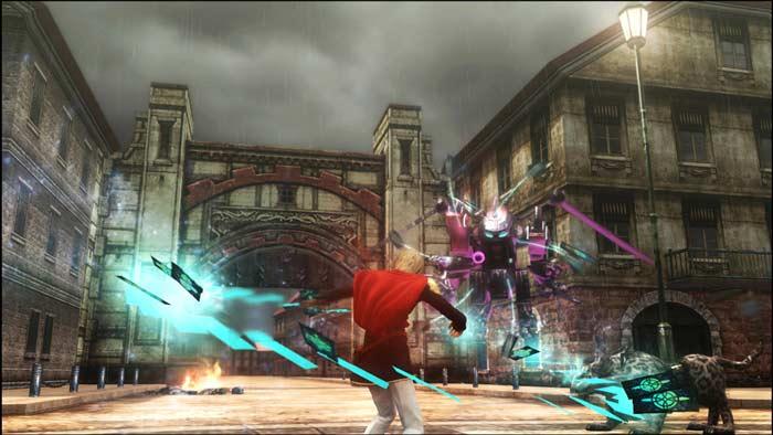 بازی Final fantasy Type 0 HD برای پلی استیشن 4 PS4