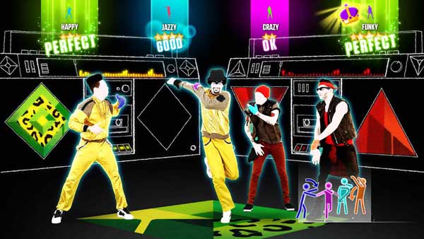 بازی Just Dance 2015 برای پلی استیشن 4 PS4