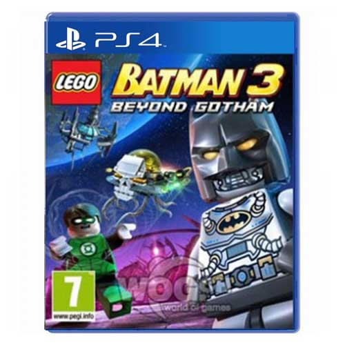 بازی LEGO Batman 3 : Beyond Gotham برای PS4
