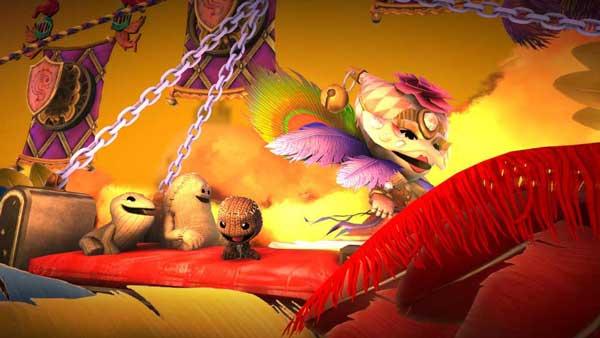 بازی Little Big Planet 3 برای پلی استیشن 4 PS4