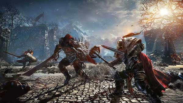 بازی Lord Of the Fallen برای پلی استیشن 4 PS4