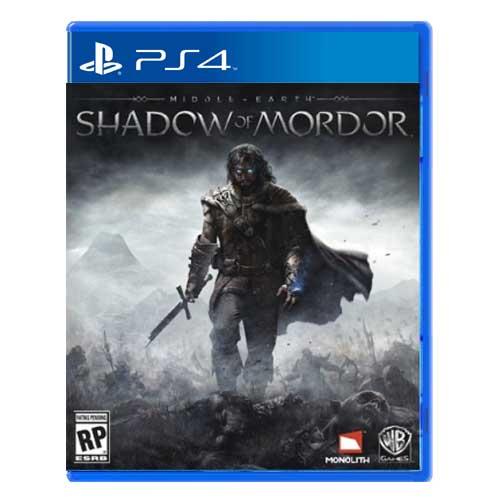بازی Middle-Earth : Shadow Of Mordor برای پلی استیشن 4 PS4