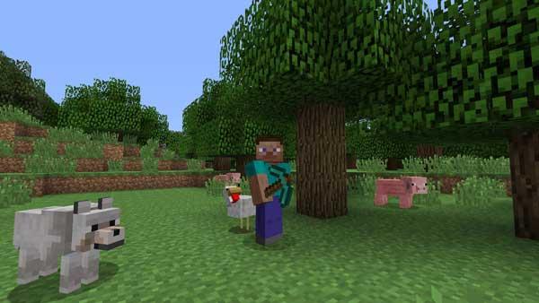 بازی Minecraft Playstation 4 Edition برای پلی استیشن ۴ PS4