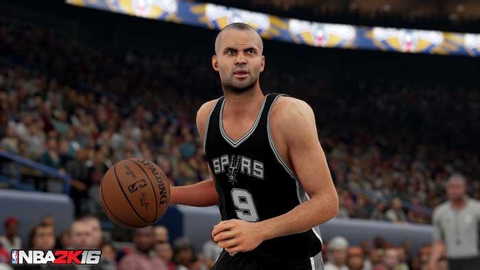 بازی NBA 2K15 برای پلی استیشن 4 PS4