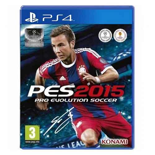 بازی pes 2015 برای پلی استیشن 4 PS4