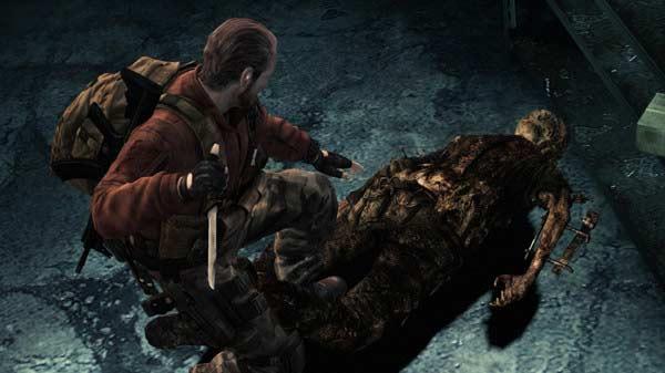 بازی Resident Evil : Revelations 2 برای پلی استیشن 4 PS4