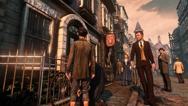 بازی Crimes and Punishments : Sherlock Holmes برای پلی استیشن 4 PS4