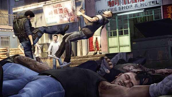 بازی Sleeping Dogs Definitive Edition برای پلی استیشن 4 PS4
