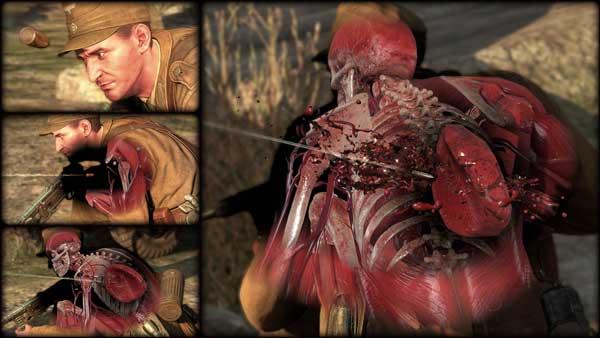 بازی Sniper Elite 3 برای پلی استیشن 4 PS4