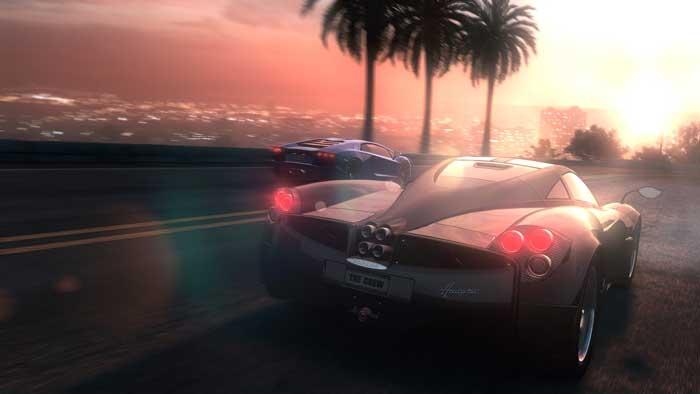 بازی The Crew برای پلی استیشن 4 PS4