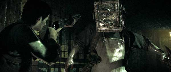 بازی The Evil Within برای پلی استیشن 4 PS4