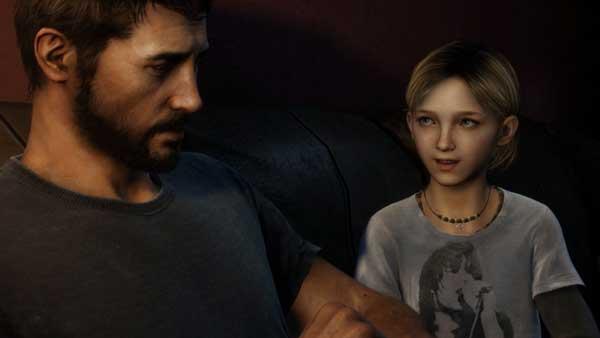بازی The Last Of Us Remastered برای پلی استیشن 4 PS4