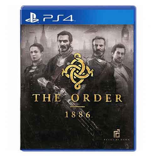 بازی The Order 1886 برای پلی استیشن 4 PS4