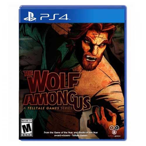 بازی The Wolf among Us برای پلی استیشن 4 PS4