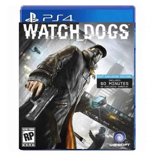 بازی Watch Dogs برای پلی استیشن 4 PS4
