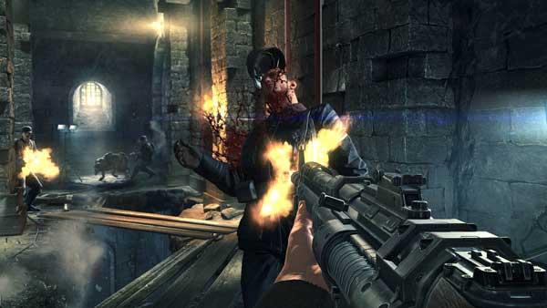 بازی Wolfenstein The New Order برای پلی استیشن ۴ PS4