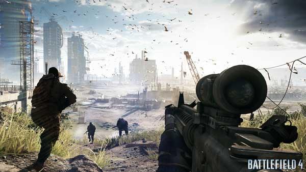 بازی Battlefield 4 برای پلی استیشن 4 PS4