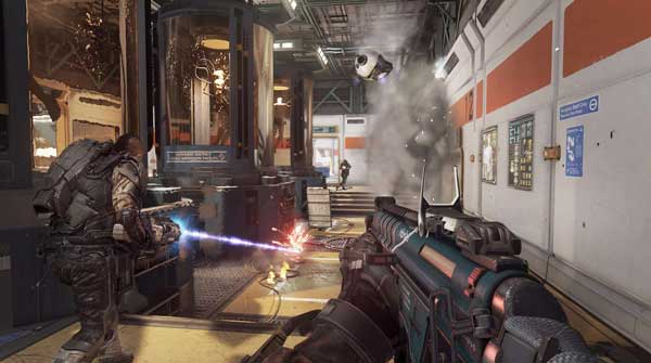 بازی Call of Duty : Advanced Warfare برای PS4
