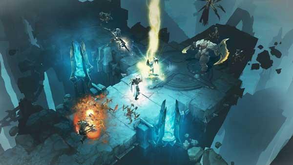 بازی Diablo III : Ultimate Evil Edition برای پلی استیشن 4 PS4