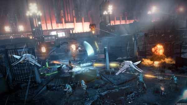 بازی Killzone Shadow Fall برای پلی استیشن 4 PS4