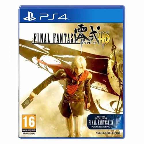 قیمت پستی انلاین خرید و قروش بازی Final fantasy Type 0 HD برای پلی استیشن 4 PS4