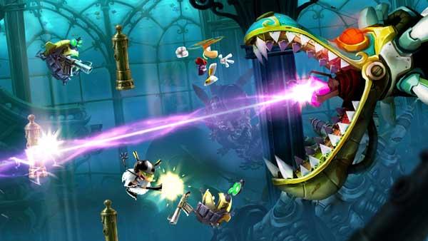 بازی Rayman Legends برای پلی استیشن 4 PS4