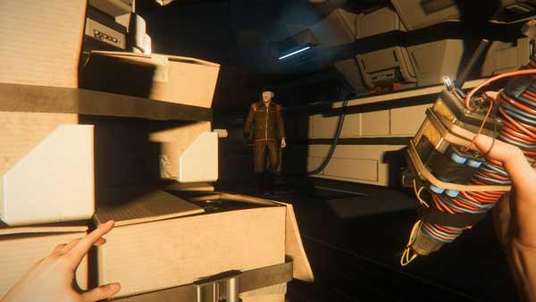 بازی Alien Isolation برای پلی استیشن 4 PS4