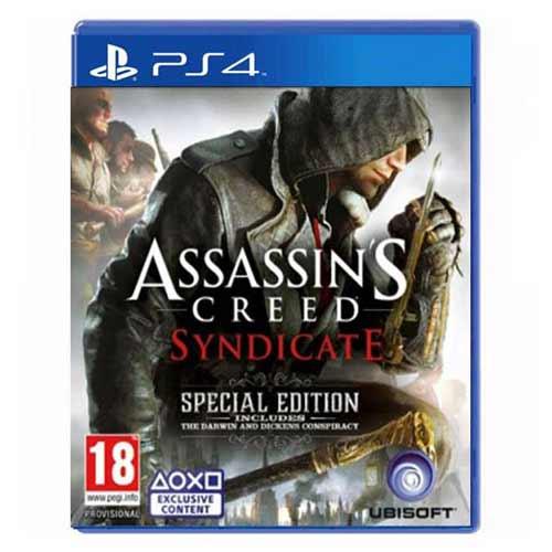 بازی Assassins Creed Syndicate برای پلی استیشن 4 PS4