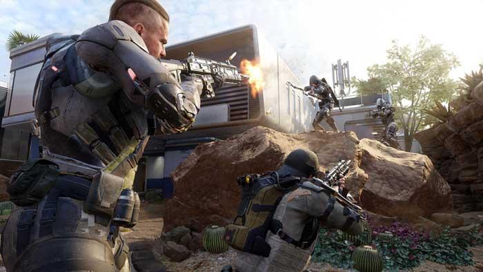 بازی Call of Duty Black Ops 3 برای پلی استیشن 4 PS4