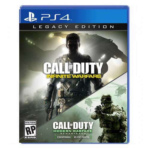بازی Call of Duty : Infinite Warfare Legacy Edition برای پلی استیشن 4 PS4