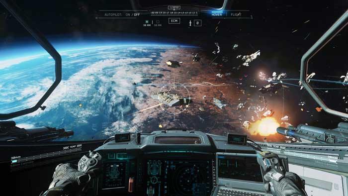 بازی Call of Duty : Infinite Warfare برای پلی استیشن 4 PS4
