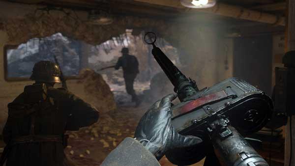 بازی Call of Duty WWII برای پلی استیشن 4 PS4