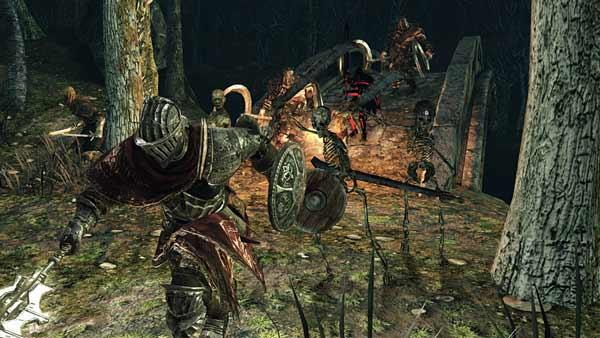 بازی Dark Souls II Scholar of The First Sin برای پلی استیشن 4 PS4