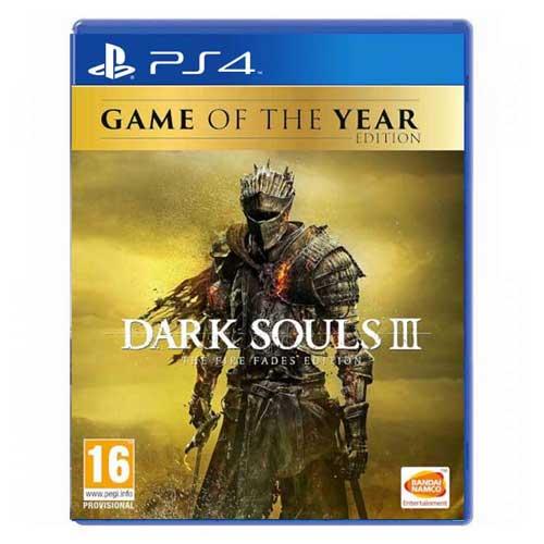بازی Dark Souls III : The Fire Fades Edition برای PS4