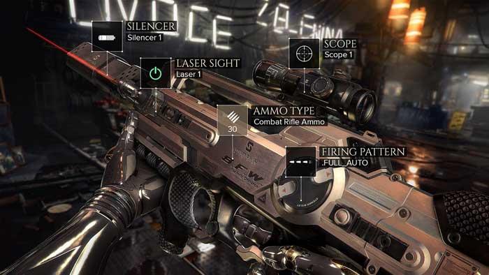 بازی Deus Ex : Mankind Divided برای پلی استیشن 4 PS4