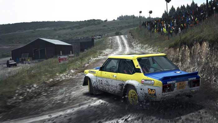 قیمت بازی Dirt Rally درت رالی برای پلی استیشن 4 ps4