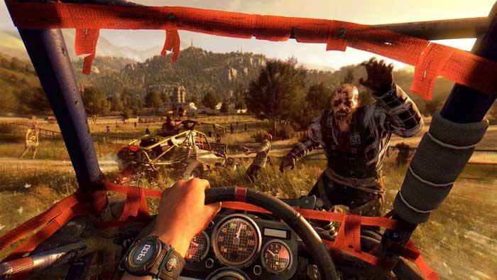 بازی Dying Light The Following برای پلی استیشن 4 PS4