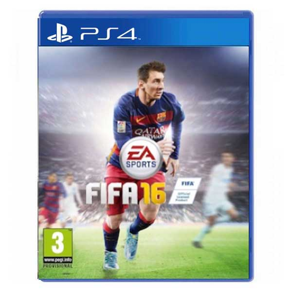 بازی FIFA 16 برای پلی استیشن 4 PS4