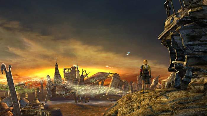 بازی Final Fantasy x/x2 hd remaster برای PS4