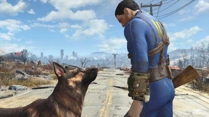 بازی Fallout 4 فال اوت 4 برای پلی استیشن 4 ps4