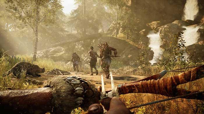بازی Far Cry Primal برای پلی استیشن 4 PS4